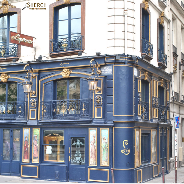 Jeu de piste Paris enquête centre de Paris