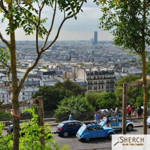 VISITE LUDIQUE PARIS